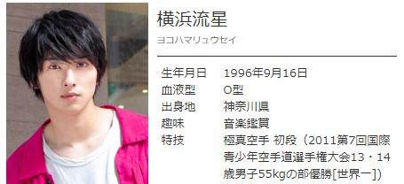 横浜流星は空手で世界一