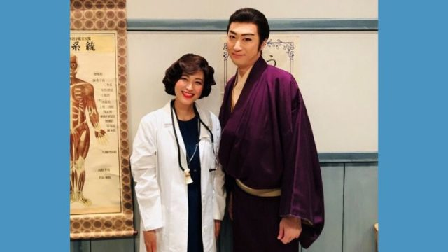 喜多村緑郎と貴城けいは子供なし!不倫の原因や夫婦仲は?離婚確定って本当?