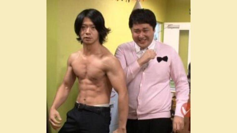 野田クリスタルは太ったけど昔はイケメン!経験人数は19人未満!