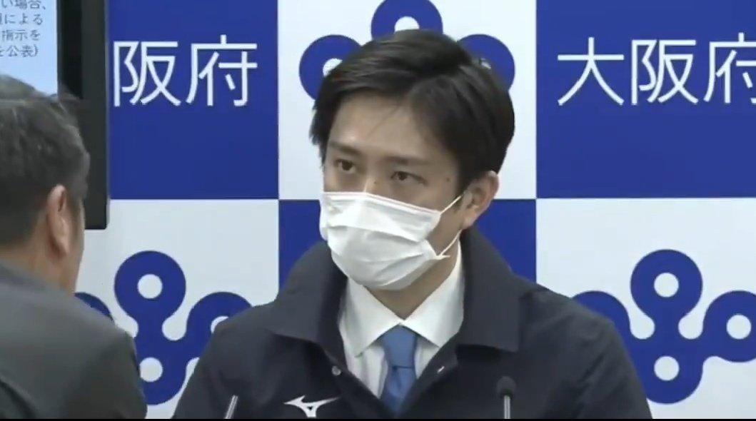 吉村知事のくまが心配!大阪府知事のスケジュールがヤバすぎで体は大丈夫?【画像】