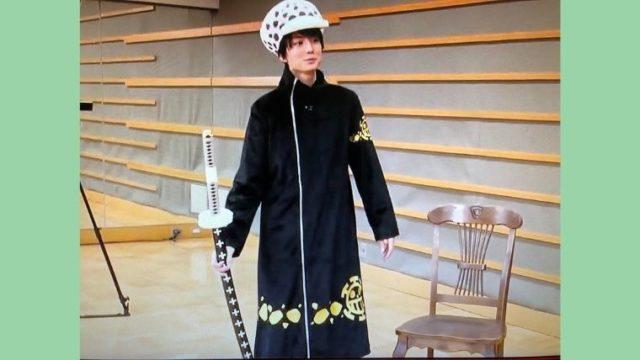 伊藤健太郎のトラファルガー・ローのコスプレがかわいい!画像まとめ!