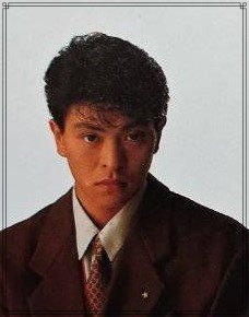 松本人志の若い頃はイケメンだった
