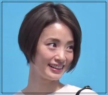 【2021最新】上戸彩の髪型がかわいい!ショートのオーダー方法とセットの仕方!