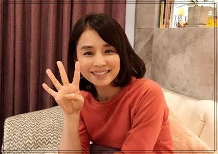 【2021最新】石田ゆり子の髪型がかわいい!大人ボブのオーダー方法やセットの仕方は?