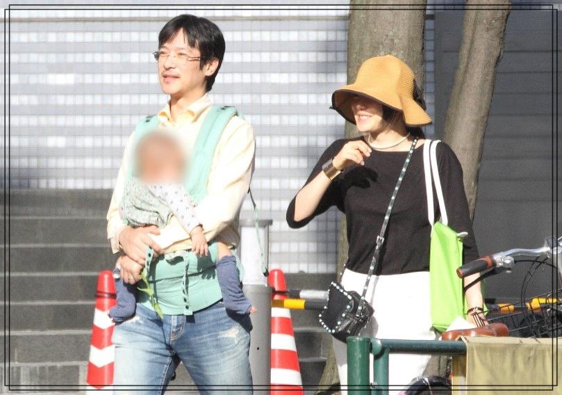 【画像】菅野美穂と堺雅人の子供は2人で幼稚園や小学校は?年齢・性別・名前も!