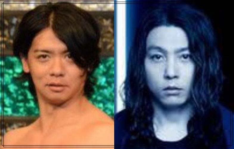 野田クリスタルは堂本剛に似てる