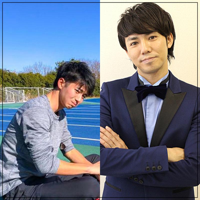 多田修平と綾部祐二が似ているかの比較画像