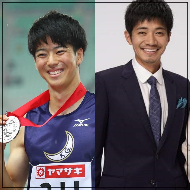 多田修平と和田正人が似ているかどうかの比較画像