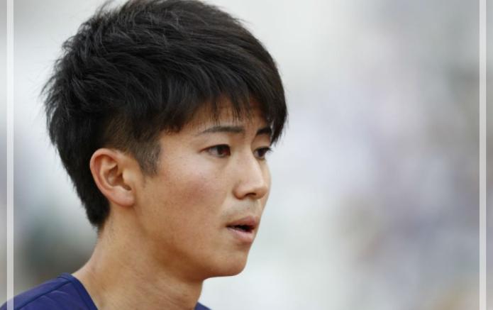 真剣な表情の多田修平さん。