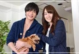 田中圭さんとさくらさんのツーショット。